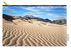 The Great Sand Dunes Of Colorado Carry-all Pouch