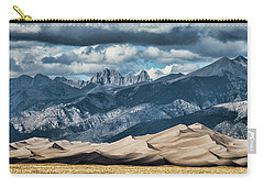 The Great Sand Dunes Panorama Carry-all Pouch