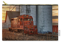 The Great Western Sugar Mill Longmont Colorado Carry-all Pouch