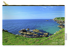 The Greater Saltee Island Carry-all Pouch by Joe Cashin