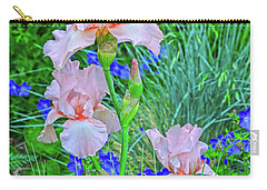 The Greek Goddess Persephone Is The Harbinger Of Spring.  Carry-all Pouch by Bijan Pirnia