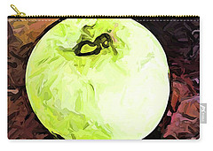 The Green Apple In The Bright Light Carry-all Pouch