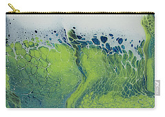 The Green Tides Carry-all Pouch