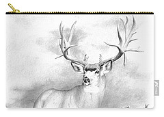 The Greenwood Buck Carry-all Pouch