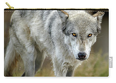 The Grey Wolf Shake Carry-all Pouch