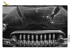 Carry-all Pouch featuring the photograph The Grille Has It by Kirt Tisdale