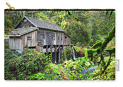 The Grist Mill, Amboy Washington Carry-all Pouch