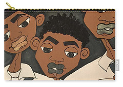 The Groomsmen Carry-all Pouch