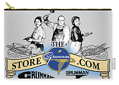 The Grumman Store Carry-all Pouch