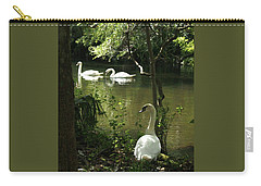The Guard Swan Carry-all Pouch