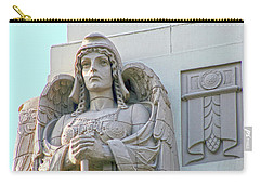 The Guardian Angel On Watch Carry-all Pouch