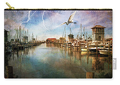 The Gulfport Egret Carry-all Pouch