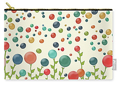 The Gumdrop Garden Carry-all Pouch