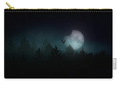 The Hallowed Moon Carry-all Pouch