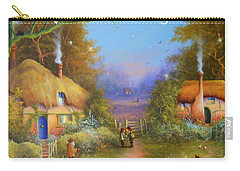 The Hamlet Of Gnarl Mid Summers Eve Carry-all Pouch