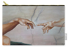 The Hand Of God Carry-all Pouch