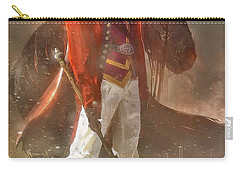 The Headless Horseman Carry-all Pouch by Sheila Mcdonald