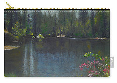 The Heart Of California Carry-all Pouch