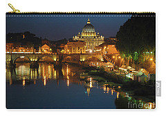 Eternal Sound Of Rome Carry-all Pouch