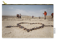 The Heart Of The Desert Carry-all Pouch