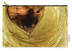 The Heart Of The Tree Carry-all Pouch
