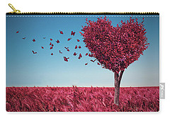 The Heart Tree Carry-all Pouch