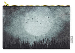 The Heavy Moon Carry-all Pouch