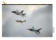The Heritage Flight Carry-all Pouch