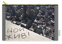 The High Statement Carry-all Pouch by Anna  Duyunova