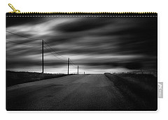 The Highway Carry-all Pouch by Dan Jurak