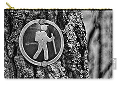 The Hiking Sign Carry-all Pouch