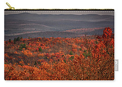 The Hills To High Point Carry-all Pouch by Raymond Salani III