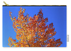 Carry-all Pouch featuring the photograph The Hillside - Panorama by Shane Bechler
