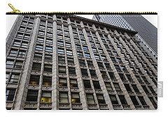 The Historic Monroe Building Carry-all Pouch