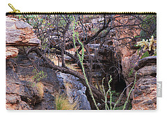The Hole - Mount Lemmon Carry-all Pouch