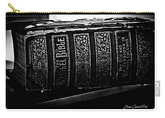 The Holy Bible Carry-all Pouch