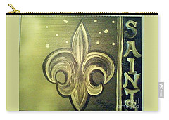 The Holy Saints Carry-all Pouch by Talisa Hartley