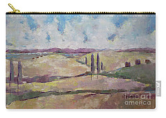 The Homeland Carry-all Pouch by Becky Kim