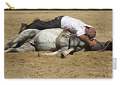 The Horse Whisperer Carry-all Pouch by Venetia Featherstone-Witty