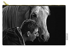 The Horse Whisperer Extraordinaire Carry-all Pouch