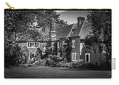 Carry-all Pouch featuring the photograph The House At Beech Court Gardens by Ryan Photography