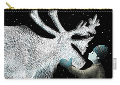 The Ice Garden Carry-all Pouch