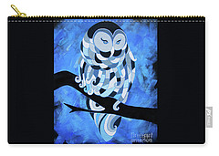 The Ice Owl Carry-all Pouch