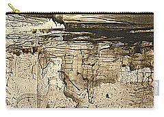 Carry-all Pouch featuring the painting The Ice Pack by Nancy Kane Chapman