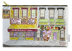 The Iconic M And G Diner In Harlem Carry-all Pouch