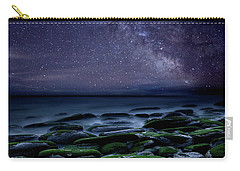 Carry-all Pouch featuring the photograph The Immensity Of Time by Jorge Maia