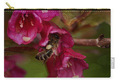 The Importance Of Bee's Carry-all Pouch by Eskemida Pictures