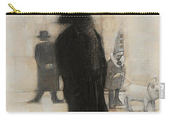 The Incongruity Of It All  Carry-all Pouch by Jean Cormier
