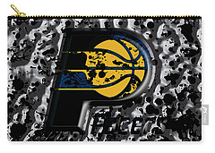 The Indiana Pacers Carry-all Pouch by Brian Reaves