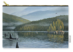 The Inside Passage Carry-all Pouch